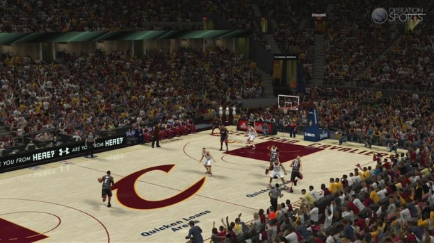 NBA 2K13 Screenshot #164 for Xbox 360