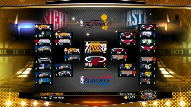 NBA 2K13 Screenshot #170 for Xbox 360