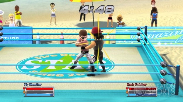 Fire Pro Wrestling Avatar Screenshot #2 for Xbox 360