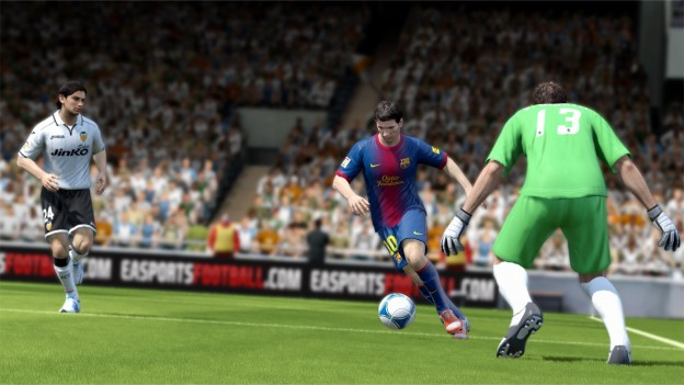 FIFA Soccer 13 Screenshot #22 for Wii U