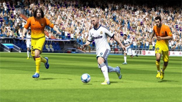 FIFA Soccer 13 Screenshot #24 for Wii U