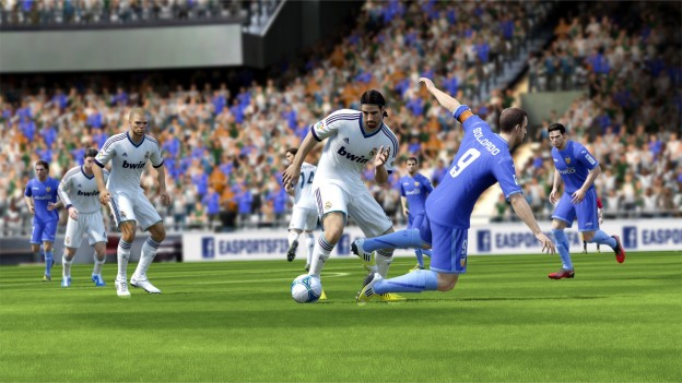 FIFA Soccer 13 Screenshot #25 for Wii U