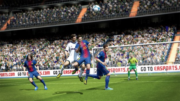 FIFA Soccer 13 Screenshot #26 for Wii U