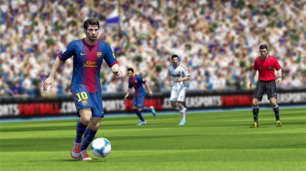 FIFA Soccer 13 Screenshot #27 for Wii U
