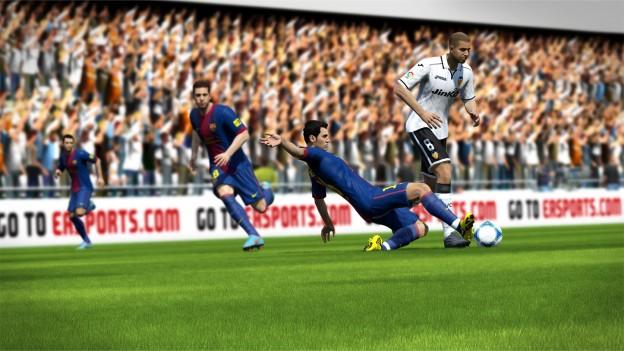 FIFA Soccer 13 Screenshot #28 for Wii U