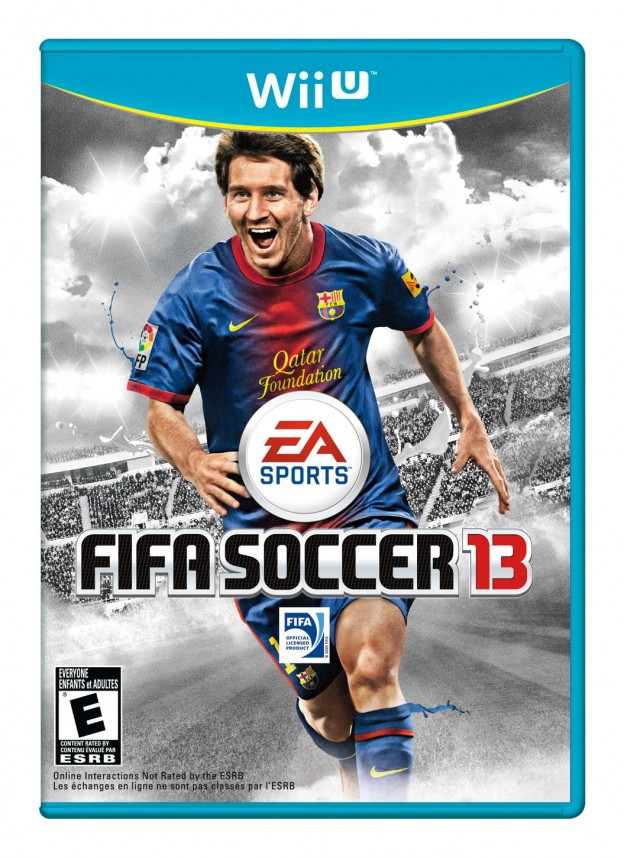 FIFA Soccer 13 Screenshot #29 for Wii U
