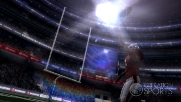 Backbreaker Screenshot #1 for Xbox 360