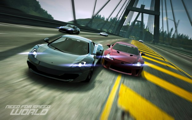 Need for Speed World Screenshot #20 for PC
