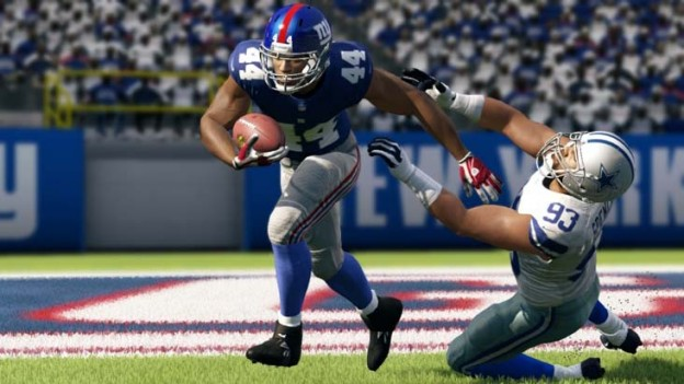 Madden NFL 13 Screenshot #13 for Wii U