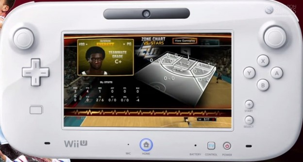 NBA 2K13 Screenshot #8 for Wii U