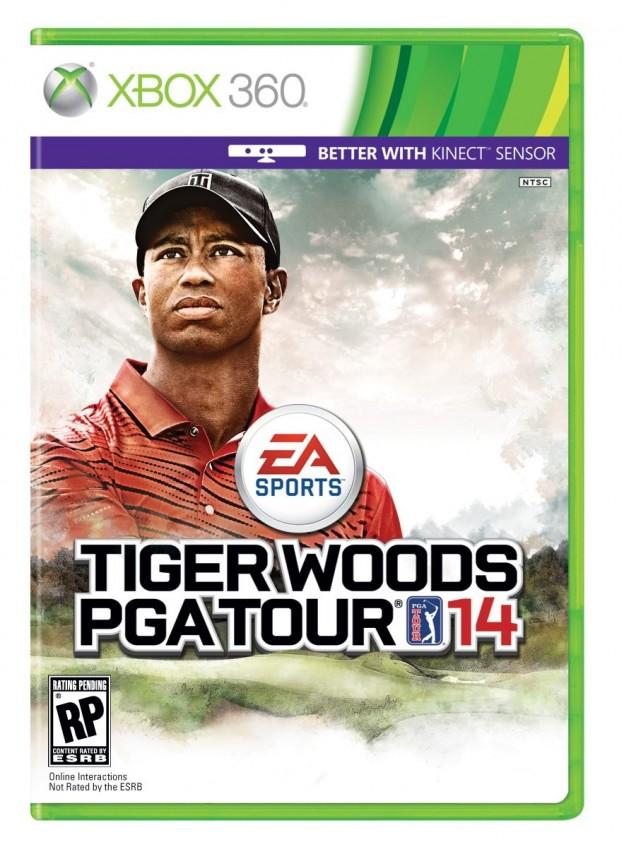 Tiger Woods PGA TOUR 14 Screenshot #1 for Xbox 360