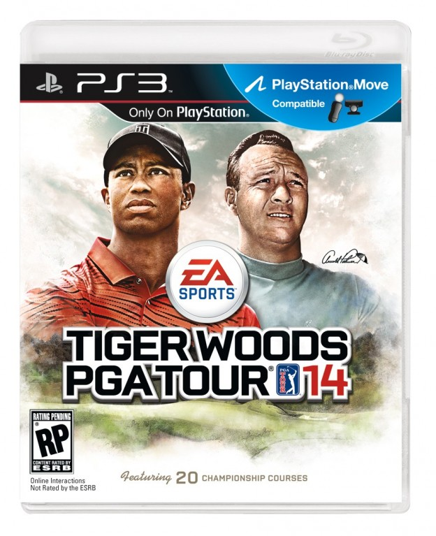 Tiger Woods PGA TOUR 14 Screenshot #1 for PS3