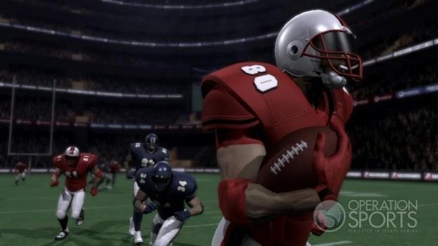 Backbreaker Screenshot #6 for Xbox 360