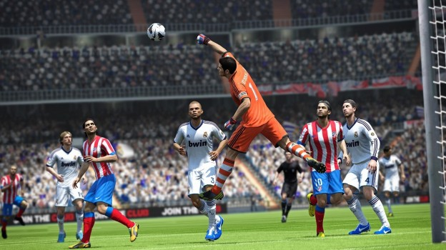 FIFA Soccer 13 Screenshot #30 for Wii U