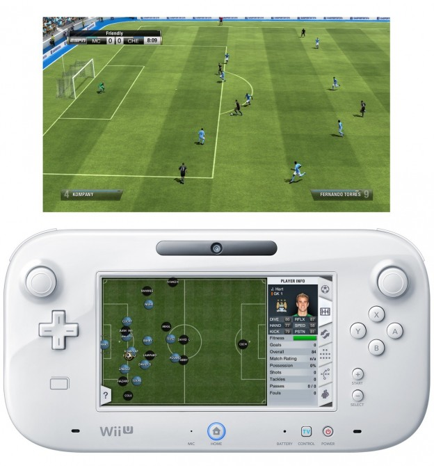 FIFA Soccer 13 Screenshot #31 for Wii U