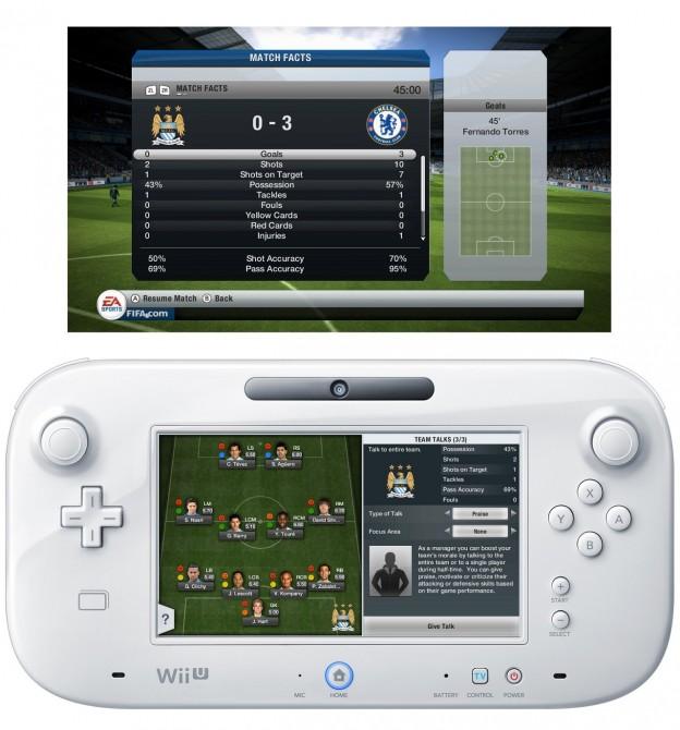 FIFA Soccer 13 Screenshot #32 for Wii U