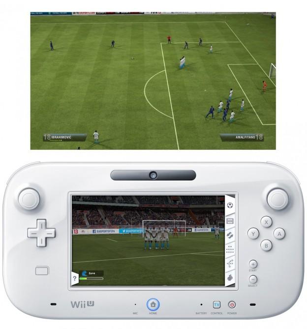 FIFA Soccer 13 Screenshot #33 for Wii U