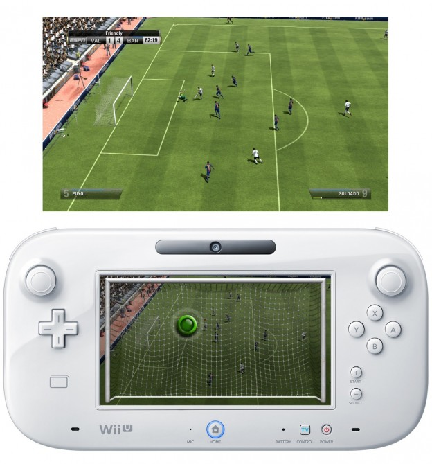 FIFA Soccer 13 Screenshot #34 for Wii U