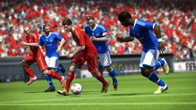 FIFA Soccer 13 Screenshot #35 for Wii U