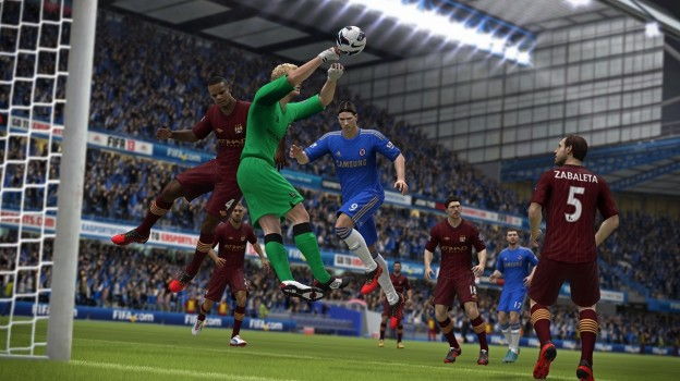 FIFA Soccer 13 Screenshot #36 for Wii U