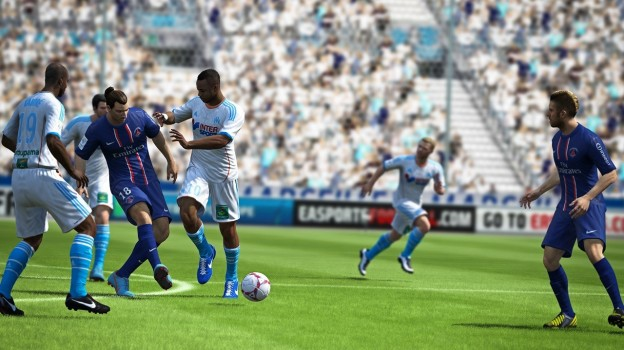 FIFA Soccer 13 Screenshot #37 for Wii U