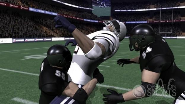 Backbreaker Screenshot #7 for Xbox 360