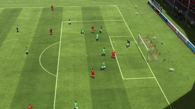 FIFA Soccer 13 Screenshot #39 for Wii U