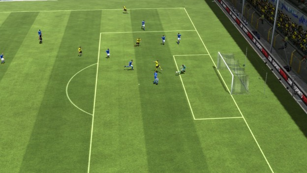 FIFA Soccer 13 Screenshot #40 for Wii U