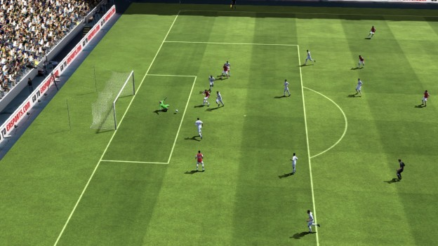 FIFA Soccer 13 Screenshot #41 for Wii U