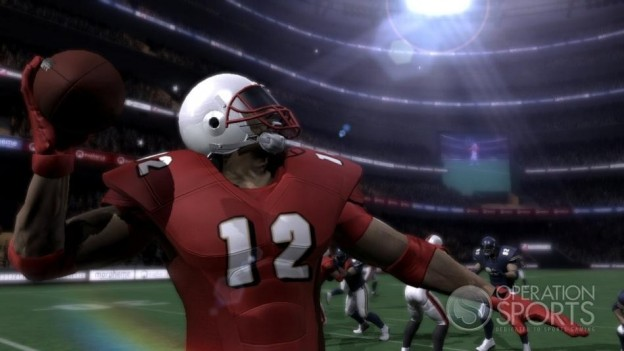 Backbreaker Screenshot #8 for Xbox 360