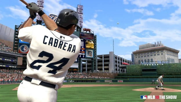MLB 13 The Show Screenshot #8 for PS3