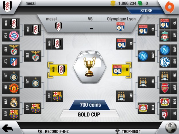 FIFA Soccer 13 Screenshot #20 for iOS