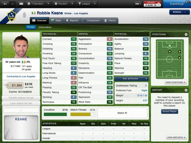 Football Manager 2013 Screenshot #84 for PC