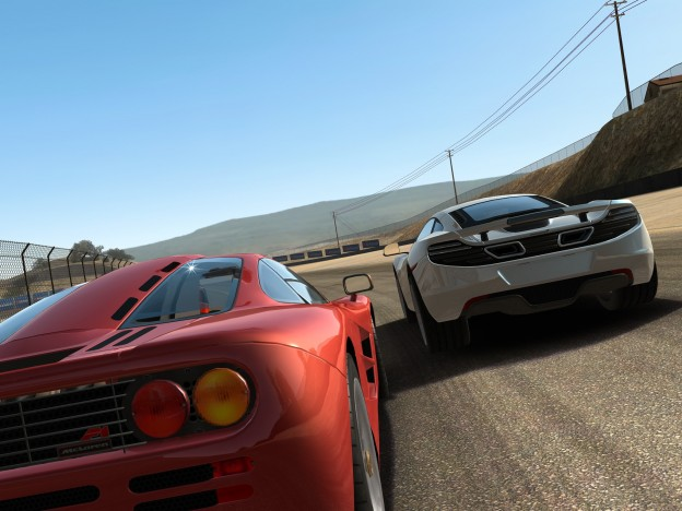 Real Racing 3 Screenshot #3 for iPhone