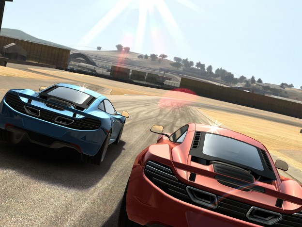 Real Racing 3 Screenshot #4 for iPhone