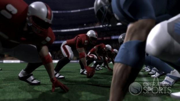 Backbreaker Screenshot #13 for Xbox 360