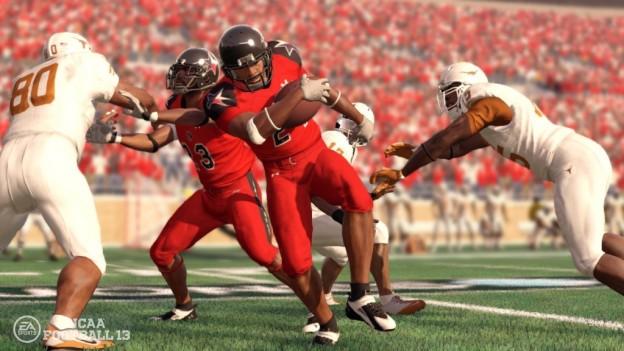 NCAA Football 13 Screenshot #331 for Xbox 360