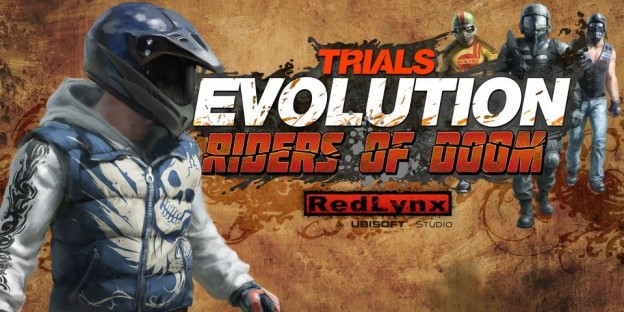 Trials Evolution - Riders of Doom Screenshot #1 for Xbox 360