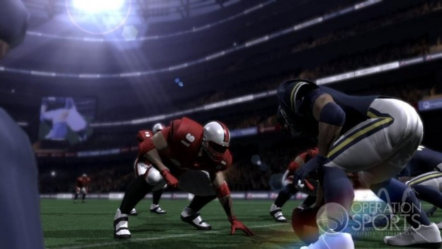 Backbreaker Screenshot #14 for Xbox 360