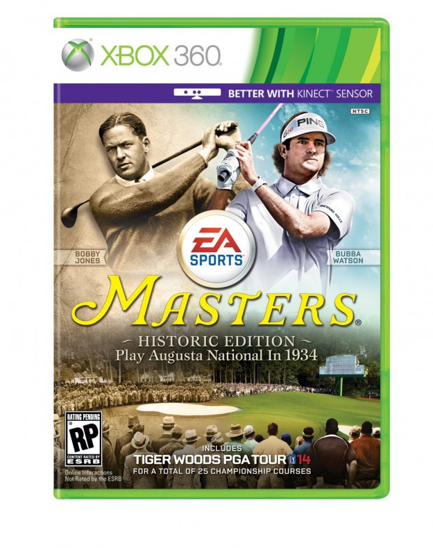 Tiger Woods PGA TOUR 14 Screenshot #9 for Xbox 360