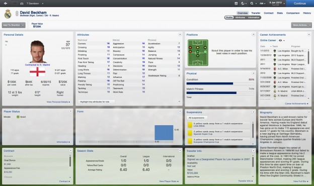 Football Manager 2013 Screenshot #86 for PC