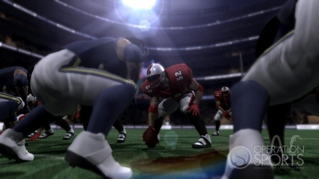 Backbreaker Screenshot #15 for Xbox 360