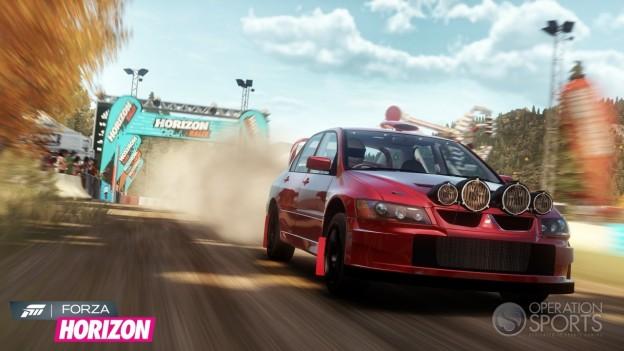 Forza Horizon Screenshot #53 for Xbox 360