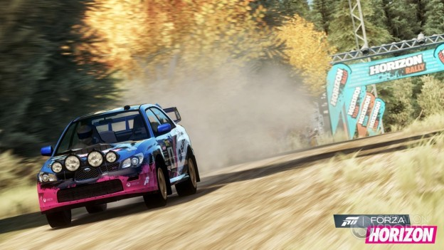 Forza Horizon Screenshot #55 for Xbox 360