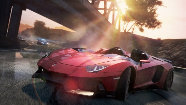 Need For Speed Most Wanted a Criterion Game Screenshot #22 for Xbox 360