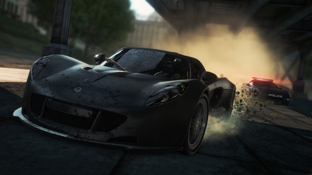 Need For Speed Most Wanted a Criterion Game Screenshot #24 for Xbox 360