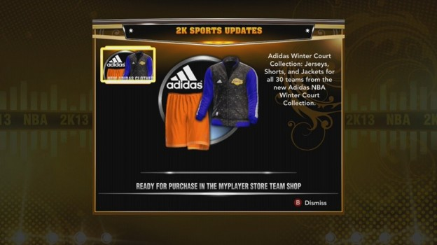 NBA 2K13 Screenshot #189 for Xbox 360