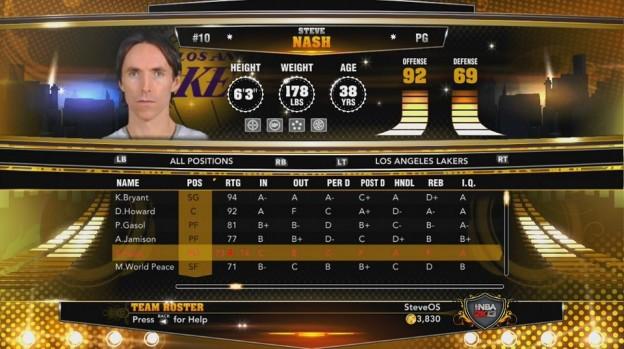 NBA 2K13 Screenshot #190 for Xbox 360
