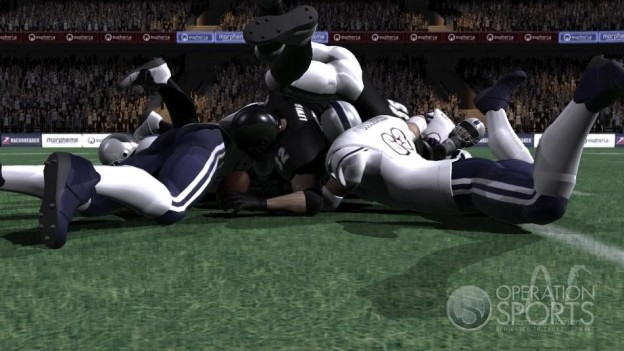 Backbreaker Screenshot #22 for Xbox 360