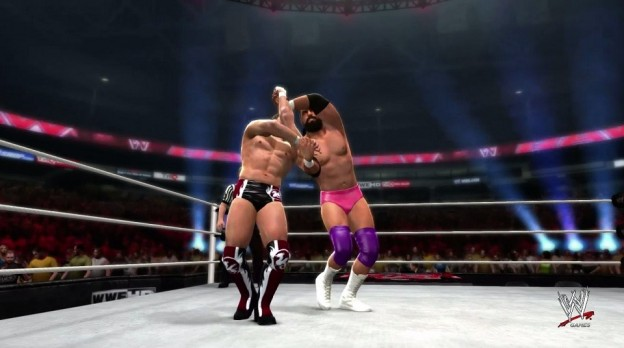 WWE 13 Screenshot #75 for Xbox 360